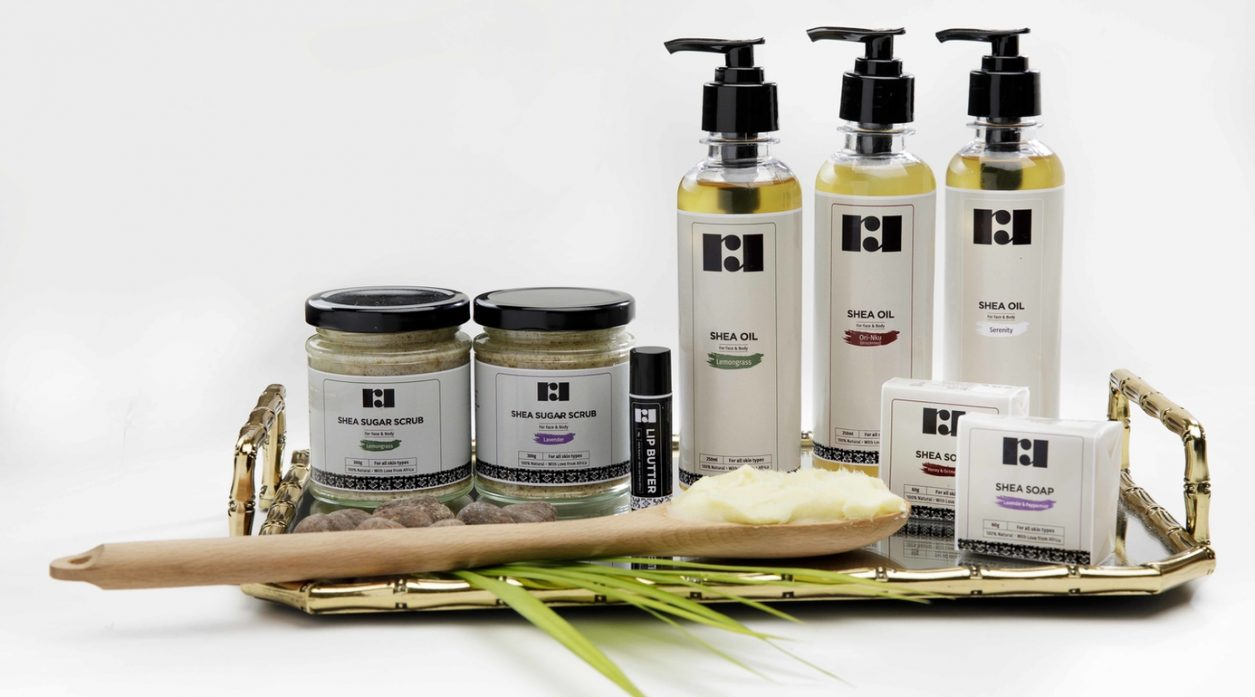 R&R Shea Luxury Products Review - R&R Shea Luxury Liquid Black Soap