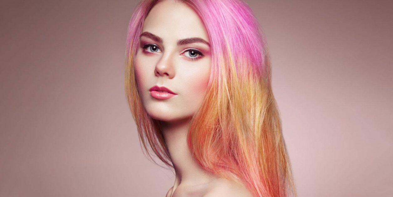 select hair colour