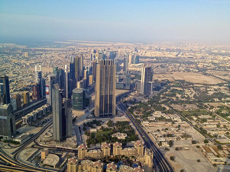 dubai burj khalifa visit