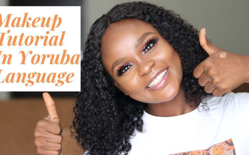youtube tutorial in yoruba