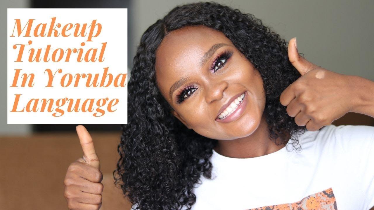 youtube tutorial in yoruba