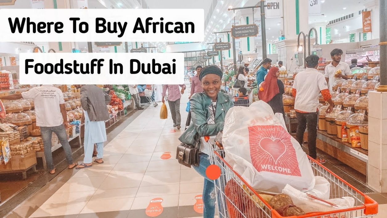 Picture of buy african food dubai