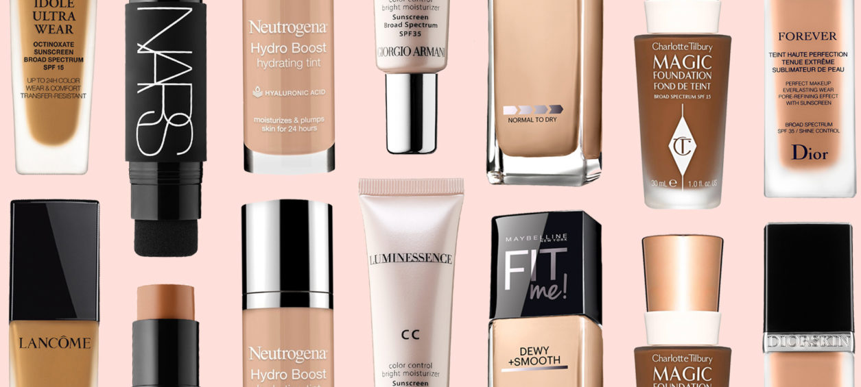 ALL YOU NEED TO KNOW ABOUT FOUNDATIONS